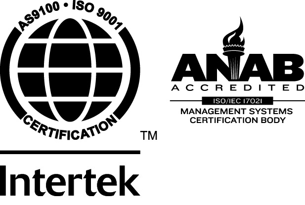 AS9100 ISO 9001 Certified